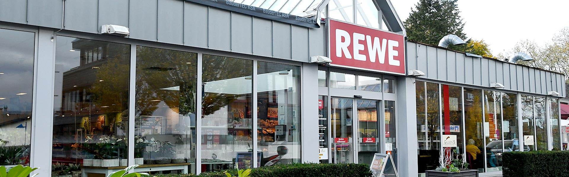 REWE Fickeis in Oberpleis